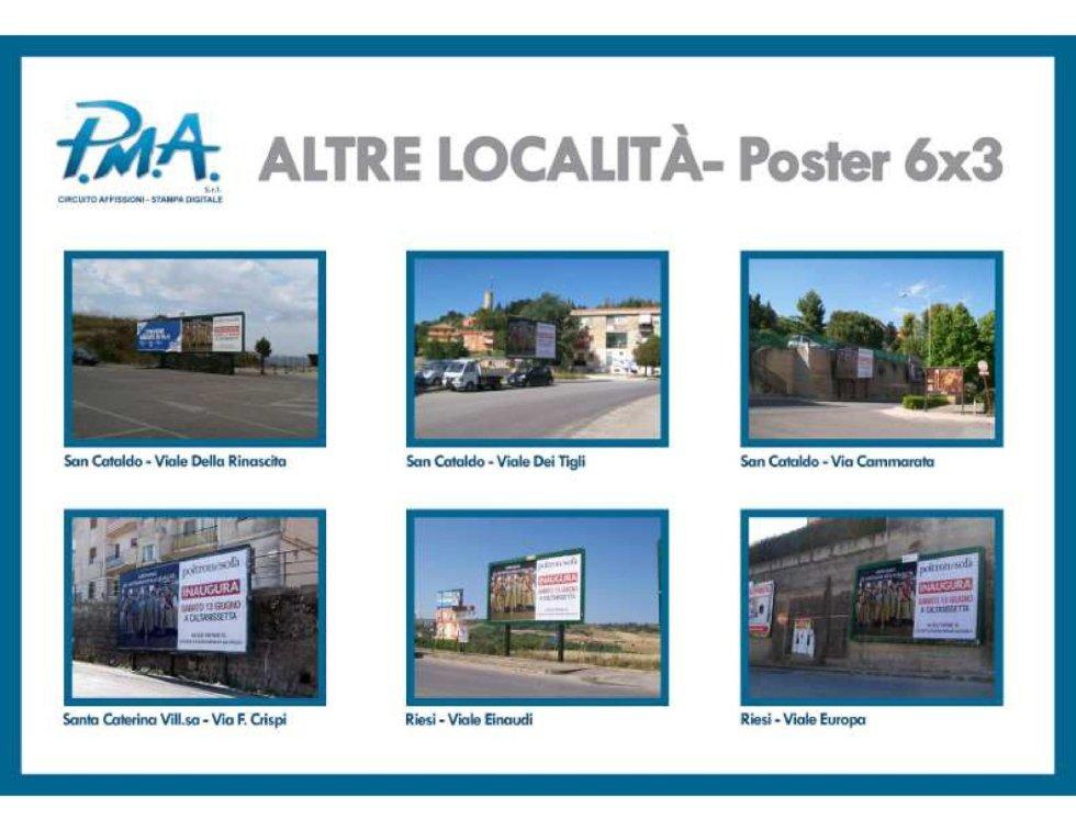 affissioni cartelloni pubblicitari