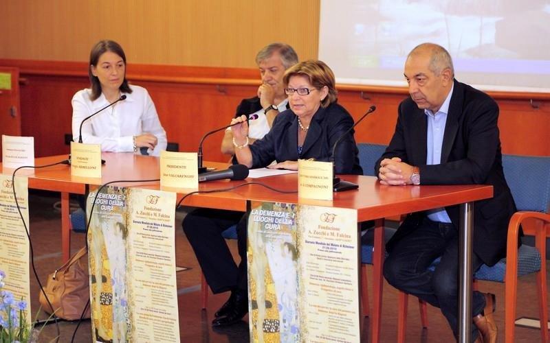Le conferenza Rsa Zucchi Falcina