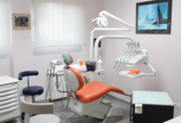 sala visita dentista