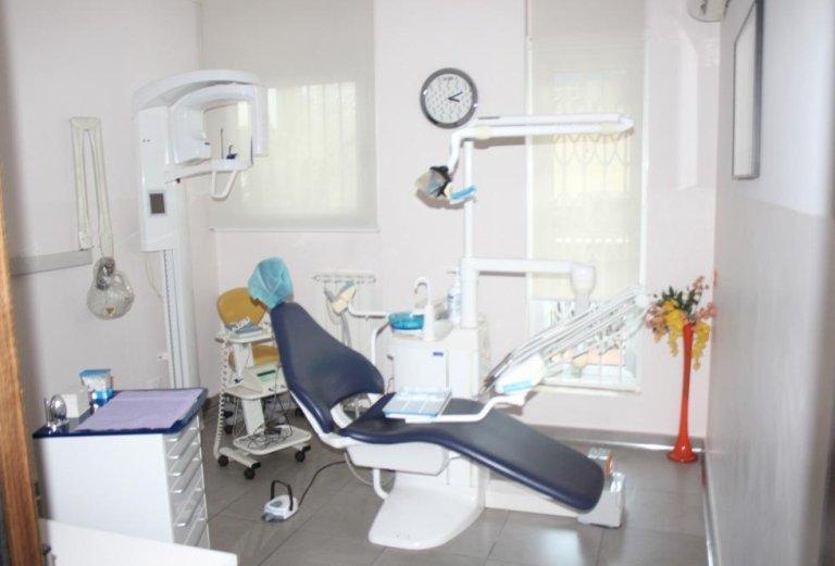 dentista sala visita