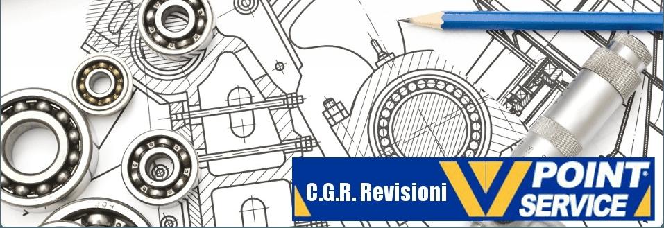 C.G.R. REVISIONI - logo