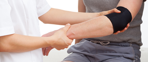 Orthopedic physician taking care of patients in Anchorage, AK