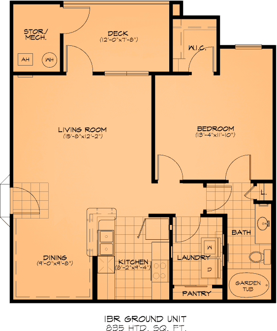 One Bedroom Apartments Fayetteville, NC