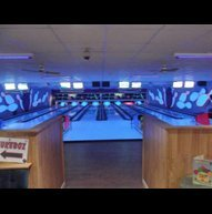 Bowling and sports arena