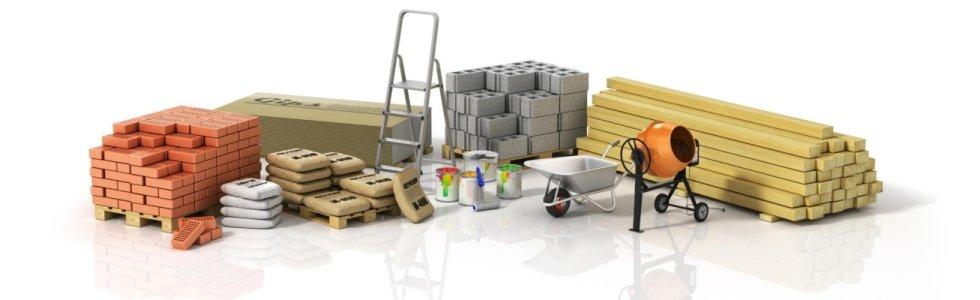 Materiali per l'edilizia Bologna