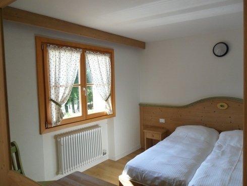 camera con due letti singoli vicini
