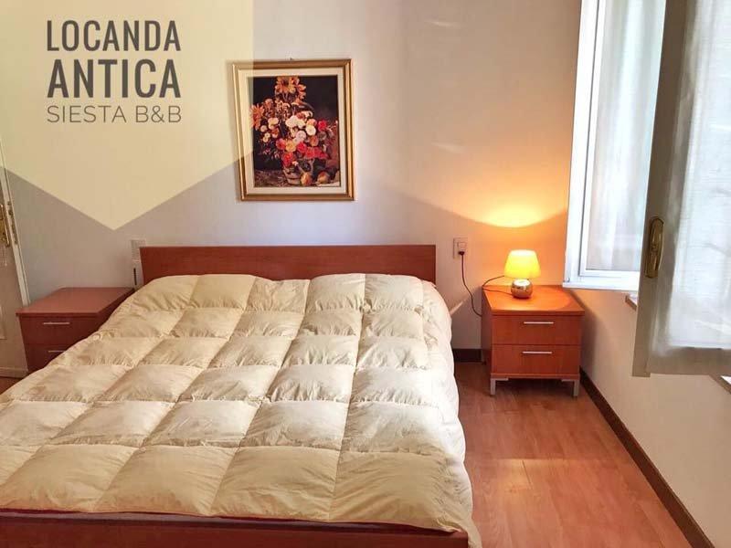 camera doppia presso la locanda bed & breakfast