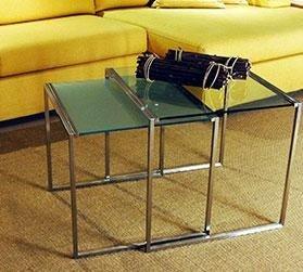 mobili in metallo su misura roma