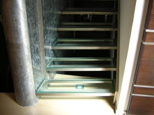 Inserti in metallo per scalini
