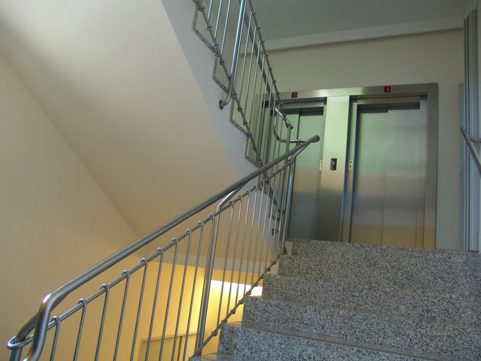 Imbotti acciaio inox ascensori
