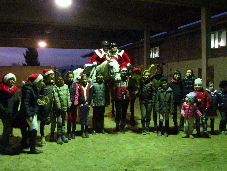 corso di equitazione per bambini