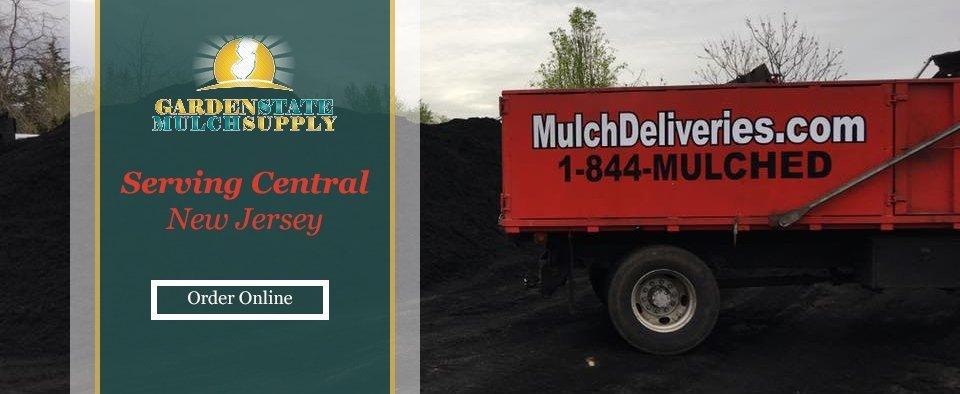 Mulch Delivery, Garden State Mulch Supply