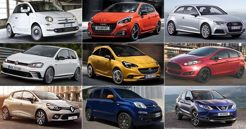 Auto nuove e usate a Roma
