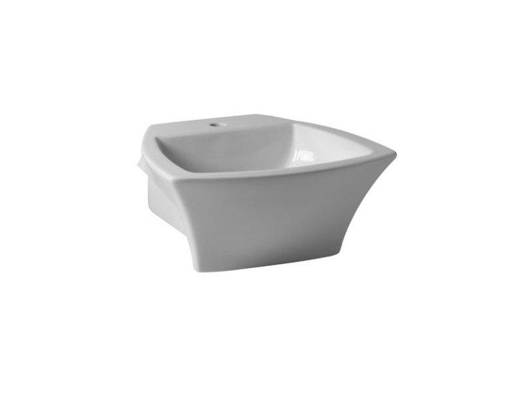esedra selinon lavabo semincasso