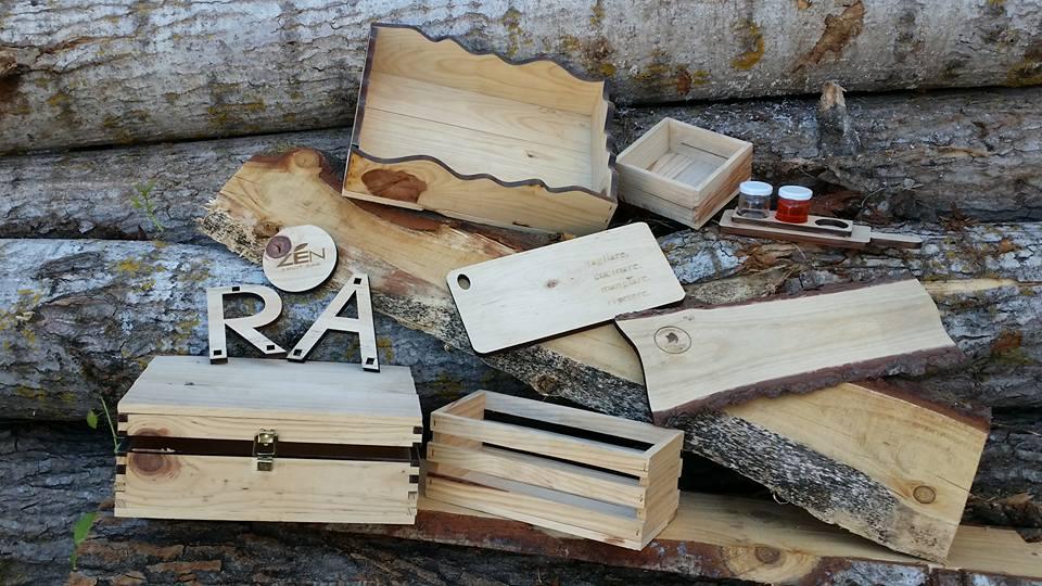 vari tipi di legno