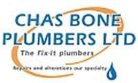 Chas Bone Plumbers logo