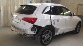 riparazioni auto incidentate
