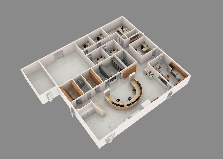 control room design, architecture, design, control room