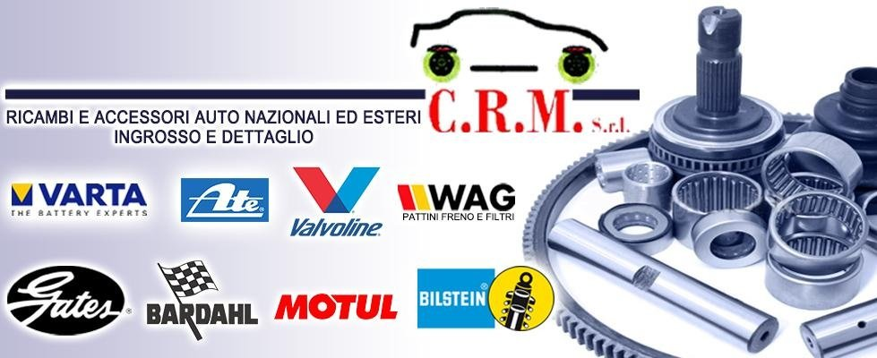 crm ricambi