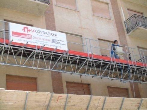 Ponteggi LC Costruzioni