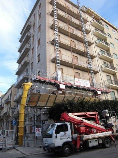 LC Costruzioni  ponteggi edili