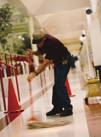bank cleaning, commercial cleaning, cleaning services, Little Rock, AR