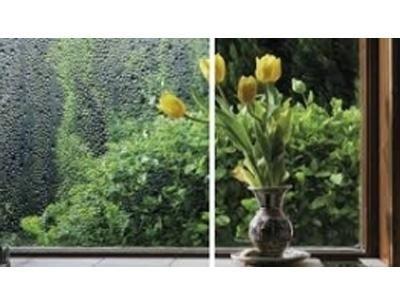 pulizia grandi vetrate