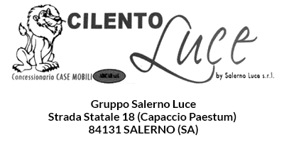 CILENTO LUCE GRUPPO SALERNO LUCE - LOGO