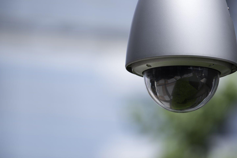 telecamera fissa per sicurezza