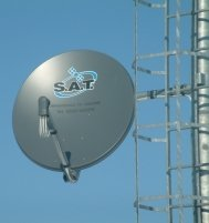antenna televisione S.A.T