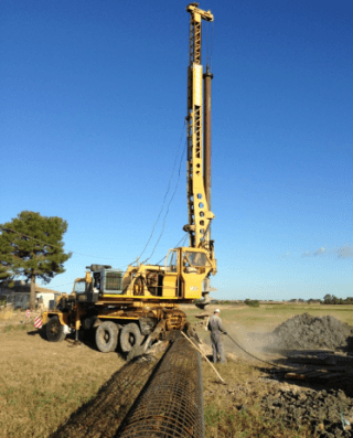 industrial drilling