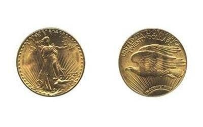 Venti Dollari U.S.A.