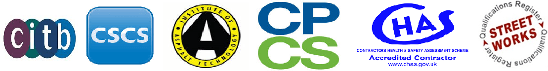 CHAS CPCS CSCS citb logos