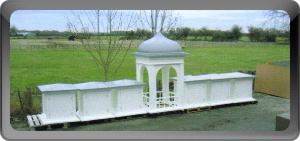 glass-fibre-water-tank-birmingham-malvern-glass-fibre-architectural-white-clock-face