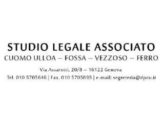 STUDIO LEGALE ASSOCIATO CUOMO ULLOA, FOSSA, VEZZOSO, FERRO