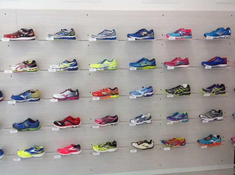 Scarpe da running al negozio Roadrunner - Running Store