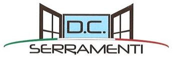 D.C.  SERRAMENTI - LOGO