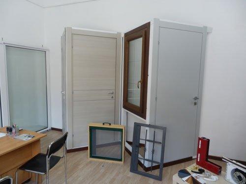 delle porte e delle finestre