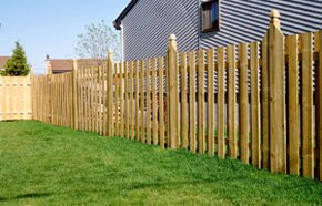 Gardening services - Lisburn, County Antrim - John Wallace Landscaping - Fencing