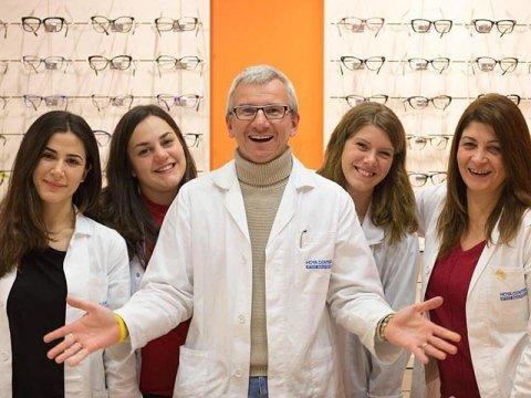 occhiali su misura faenza