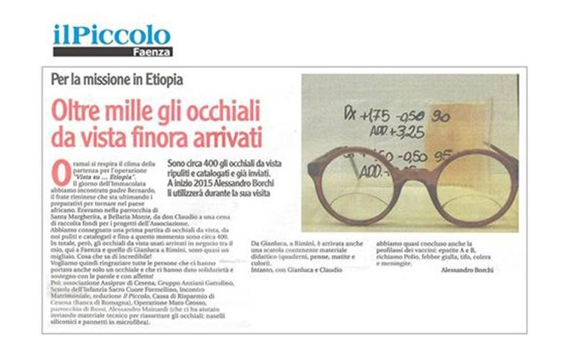 Articoli Alessandro Borchi
