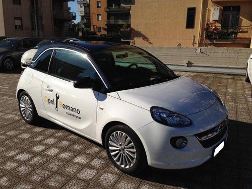 auto dell`azienda Romano & Figli sas a Catania