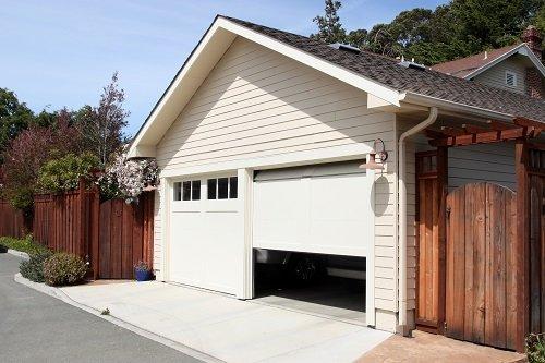 un garage