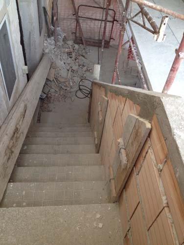 Ristrutturazione edilizia a Matera