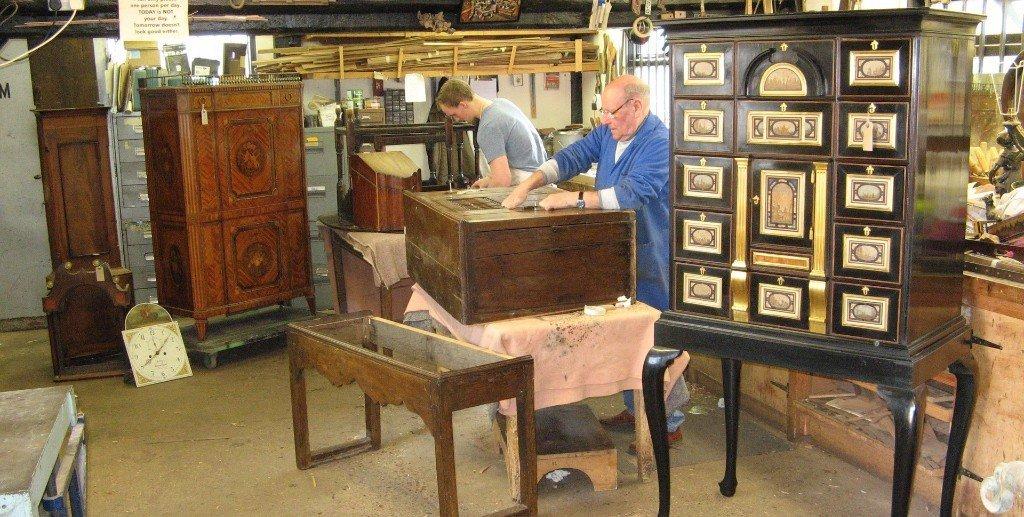 Furniture conversion