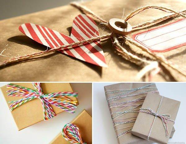 Confezioni regalo di carta