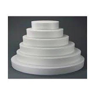 Basi in polistirolo per cake designer