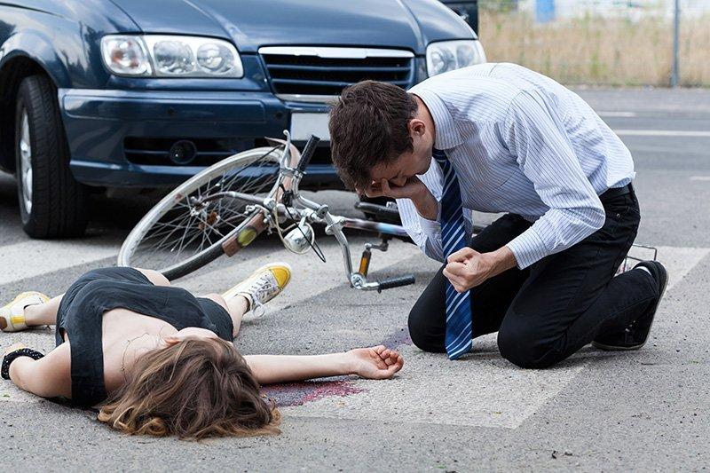 san diego auto vs bicyclist lawyer