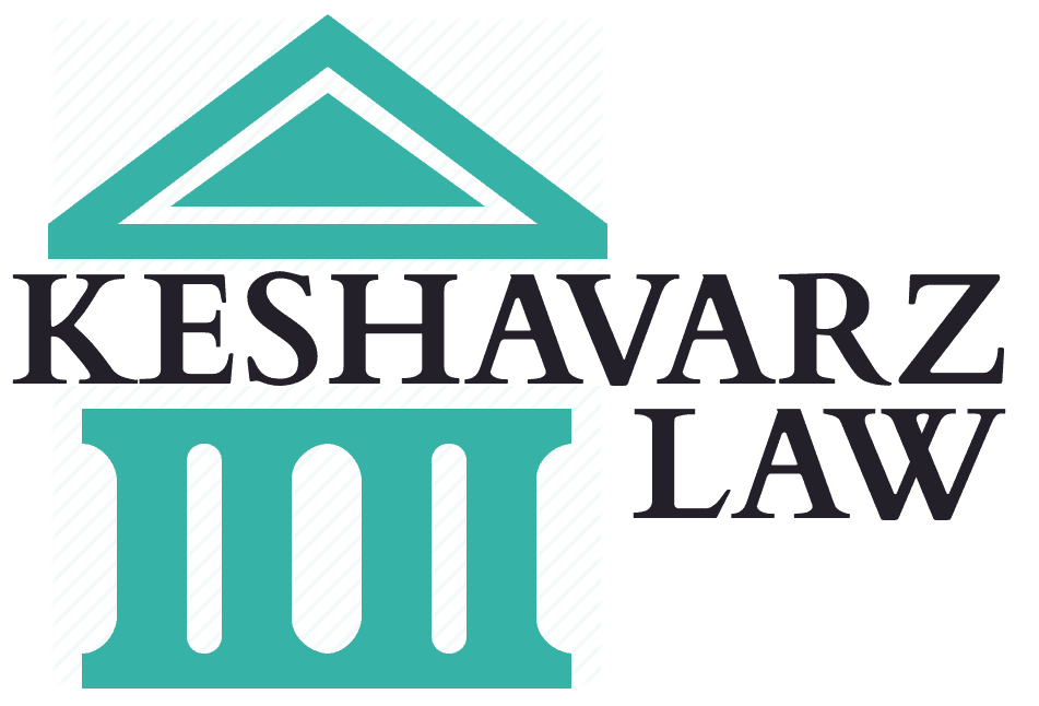 keshavarz law logo