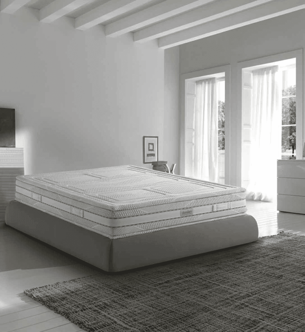 materasso bianco